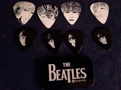 Beatles-pick