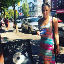 Kristin Schneck Highlife